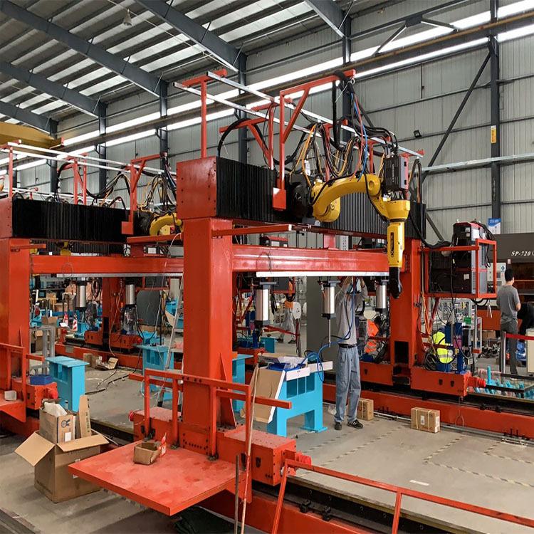 龙门桁架 重载滑台桁架 重载桁架机器人