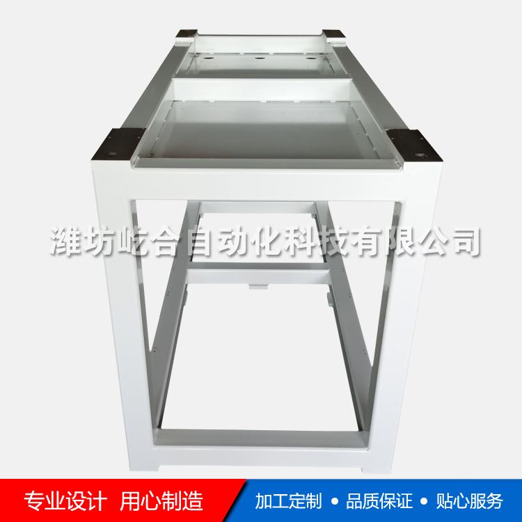 钣金焊接大框架 钣金架台加工